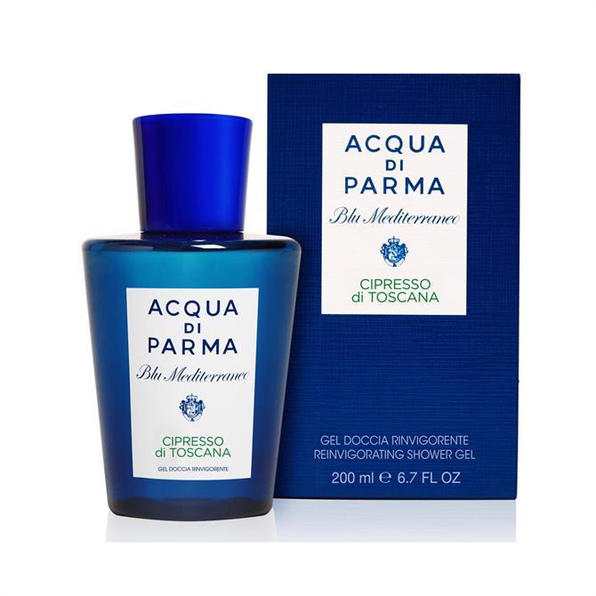 Acqua Di Parma Cipresso di Toscana Shower Gel Blu Mediterraneo