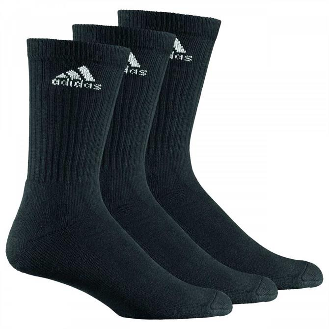 DNPL Adidas Junior Adicrew Sock HC - 3 Pair Pack