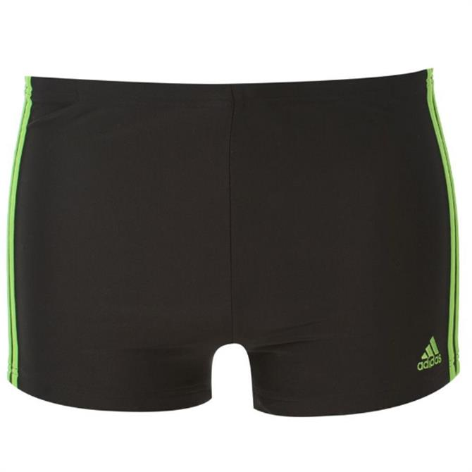 Adidas Junior 3S Boxer Swim Short
