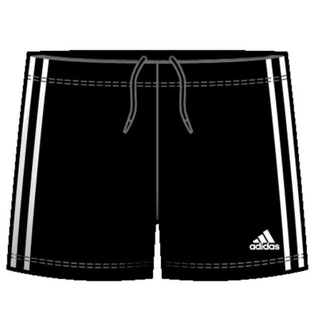 Adidas Kids 3 Stripes Authentic Boxer Short