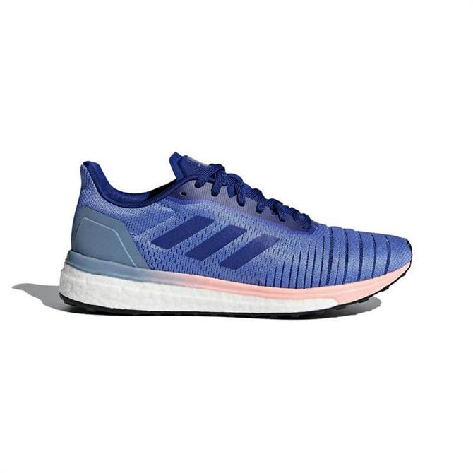 Adidas Women's Solar Drive Running Shoes- Real Lilac