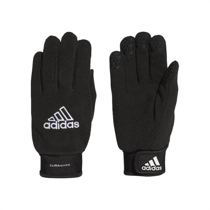Adidas Fieldplayer Winter Football Gloves - Black