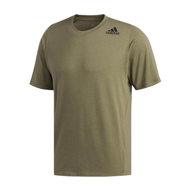 Adidas Men's Freelift Sport Prime Lite T-Shirt - Raw Khaki