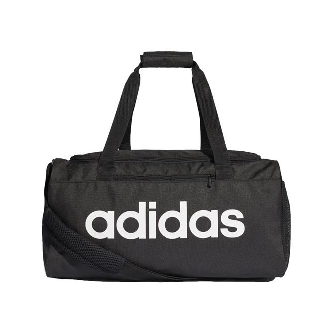 Adidas Linear Core Gym Duffle Bag - Black/White