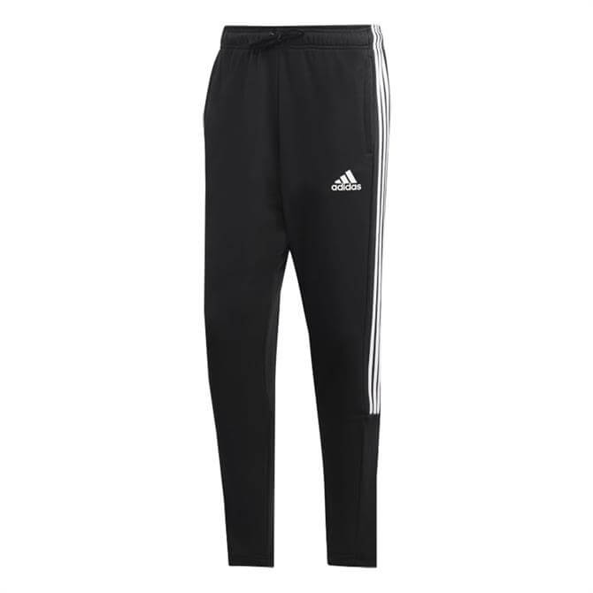 Adidas Men's Must Haves 3-Stripes Tiro Sweatpants - Black