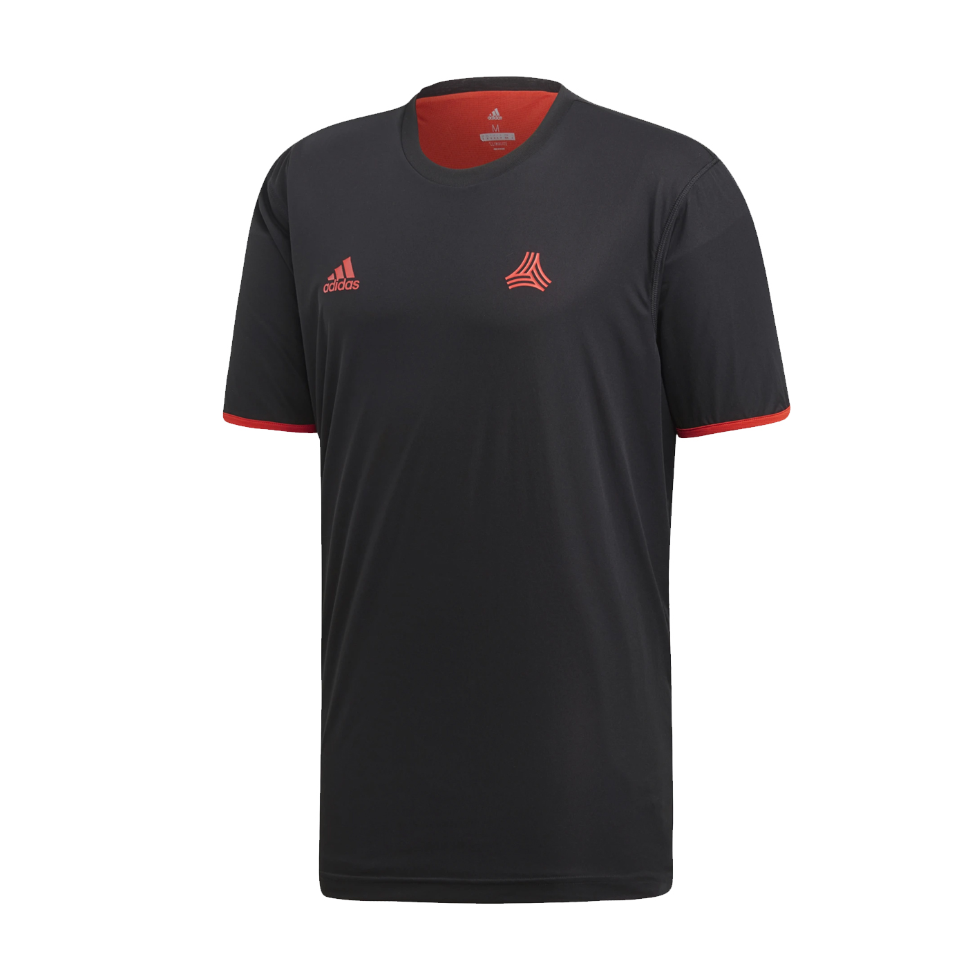 e1b6f8d7 Adidas Men's TAN Reversible Football Jersey - Black/Red