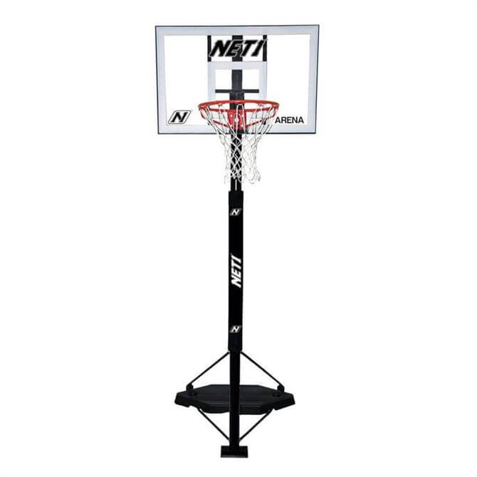 NET1 Arena Portable Basketball Hoop System