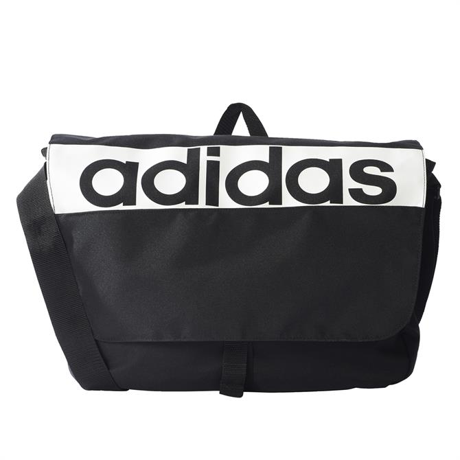Adidas Linear Performance Messenger Bag Black