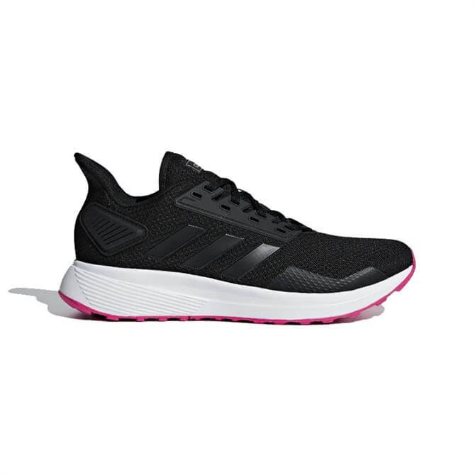 Adidas Women's Duramo 9 Running Shoes - Core Black