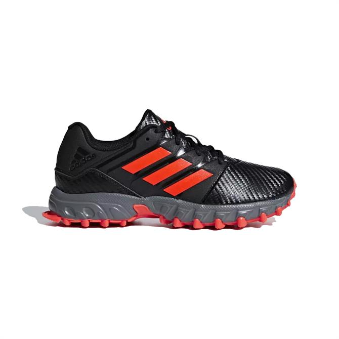 Adidas Junior LUX Hockey Shoes-Core Black