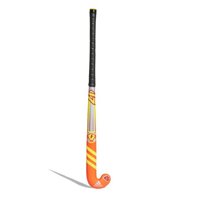 Adidas Junior K17 King Hockey Stick- Scarlet