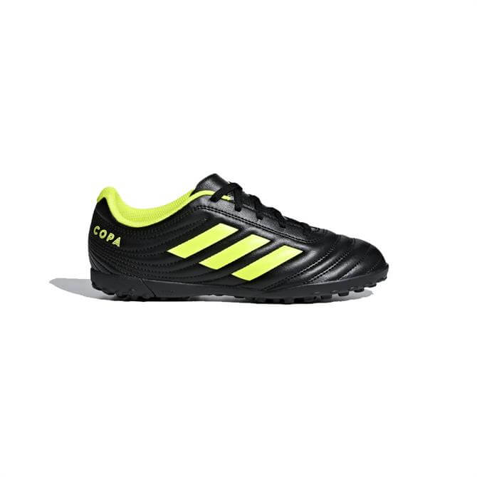 Adidas Kids Copa 19.4 TF Football Boots - Core Black