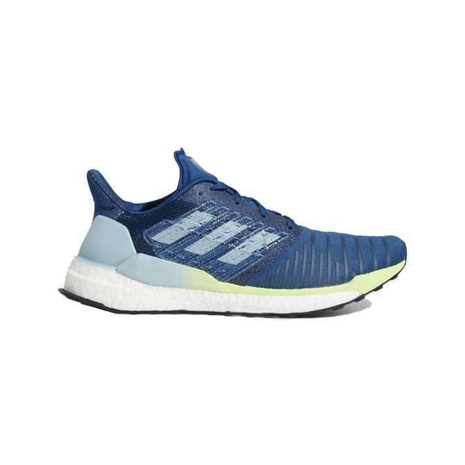 Adidas Men's Solar Boost Running Shoes - Legend Marine