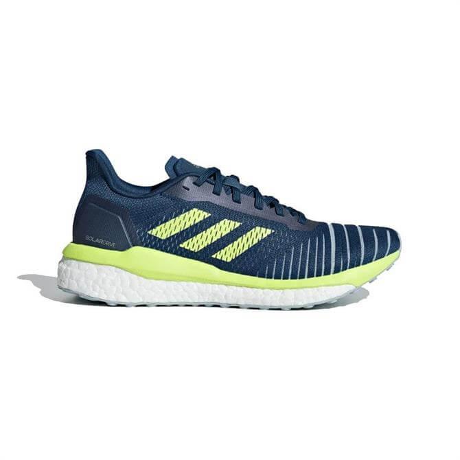 Adidas Women's Solar Drive Running Shoes - Legend Marine