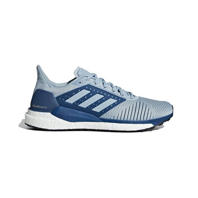 Adidas Men's Solar Glide ST Running Shoes - Ash Grey
