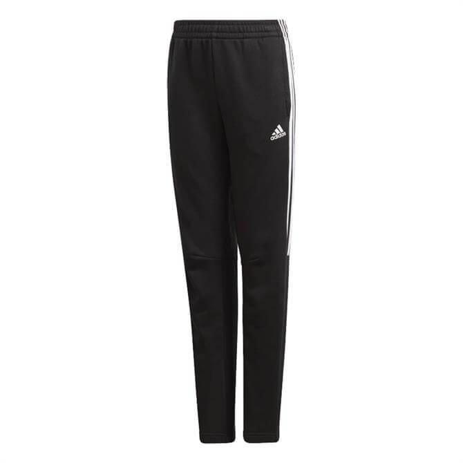 Adidas Junior Must Have Tiro Tracksuit Bottoms - Black