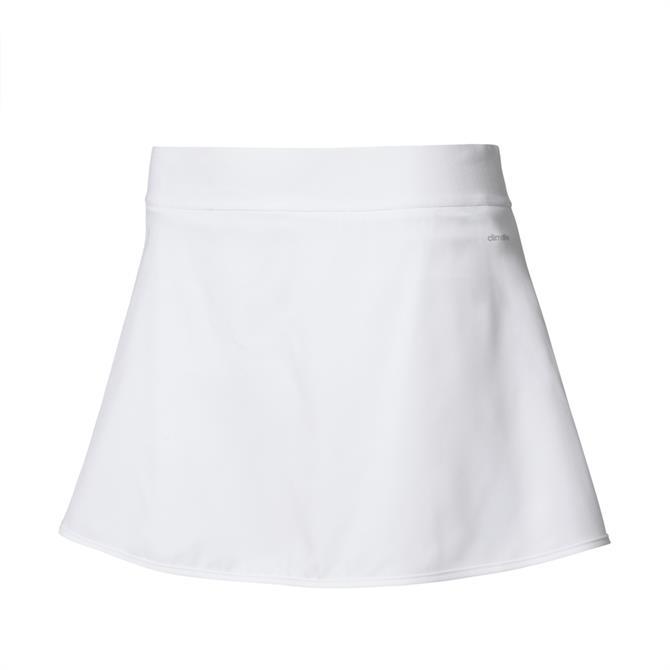 Adidas Women's Club Skirt- White