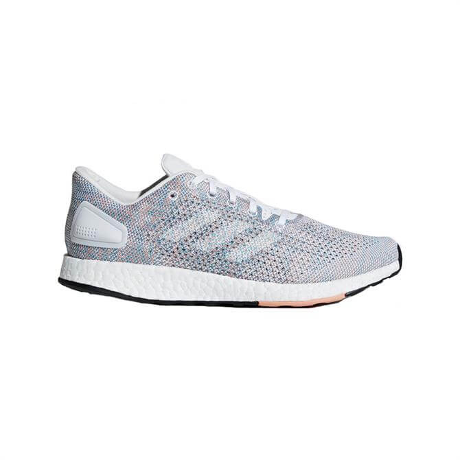 Adidas Women's PureBoost DPR City Running Shoes- Future White