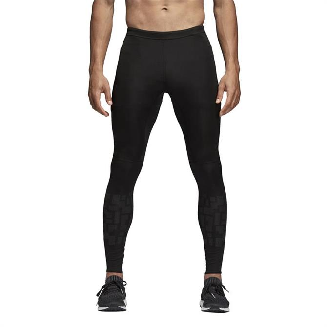 Adidas Men's Supernova Long Tights-Black