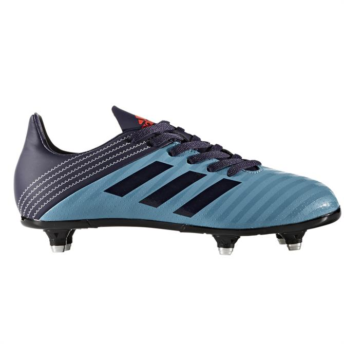 Adidas Junior Malice Soft Ground Rugby Boots