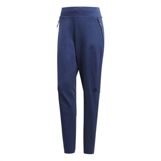 Adidas Women's Z.N.E Striker Pants- Noble Indigo