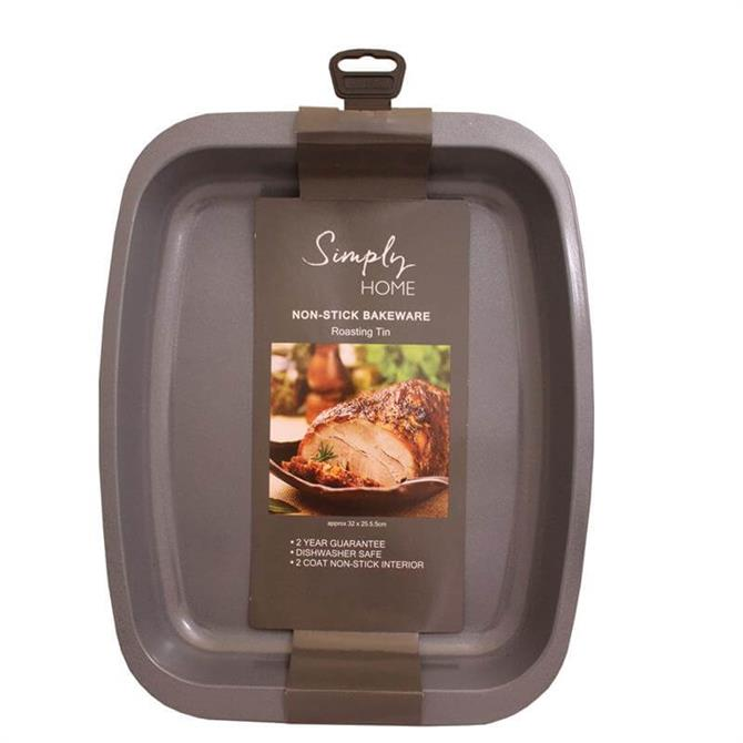 Simply Home Non-Stick Medium Roasting Tin
