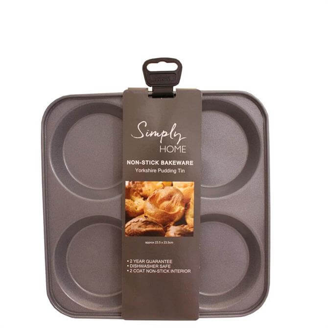 Simply Home Non-Stick Yorkshire Pudding Tin