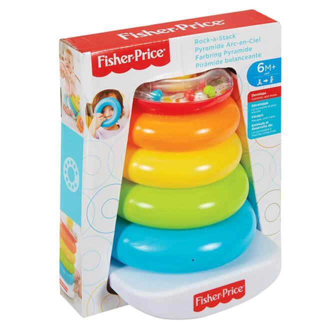 Fisher Price Rock-A-Stack