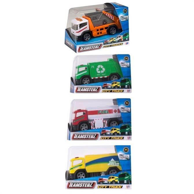 Teamsterz City Trucks Assorted