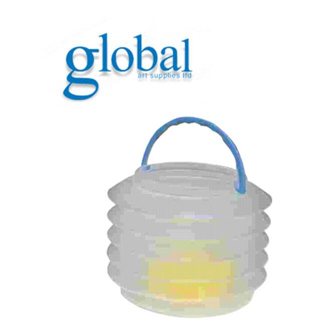 Global Art Supplies Expandable Water Carrier