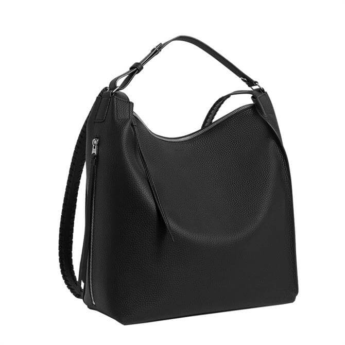 AllSaints Kita Leather Backpack
