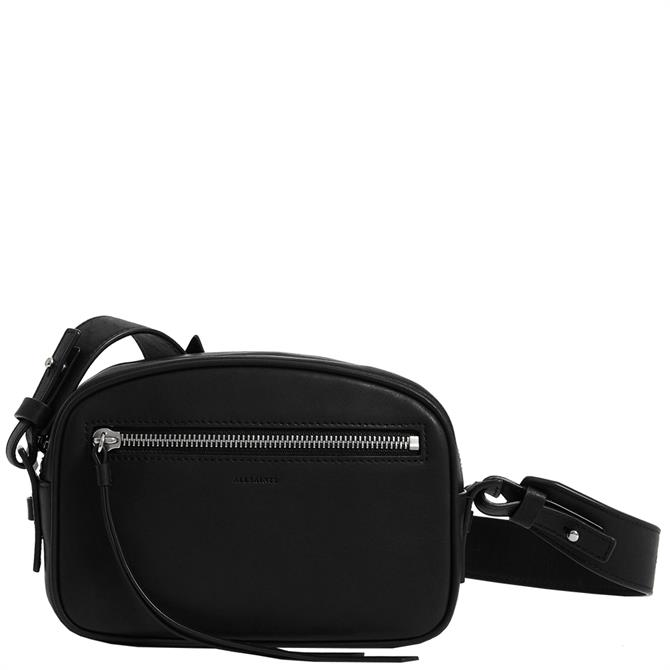 AllSaints Captain Leather Bumbag Crossbody Bag