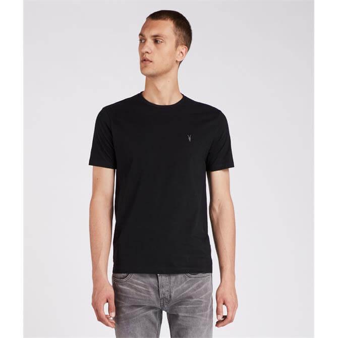AllSaints Men's Brace Tonic Crew T-Shirt