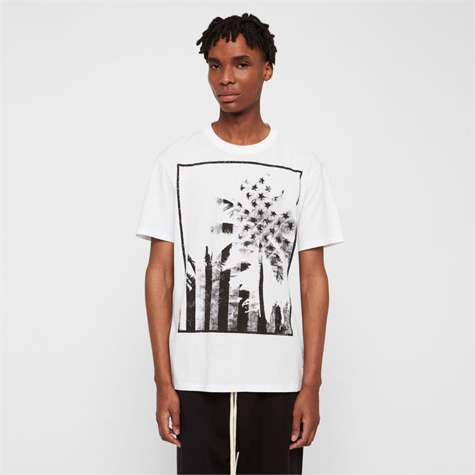 AllSaints Twilight N Stars Crew T-Shirt
