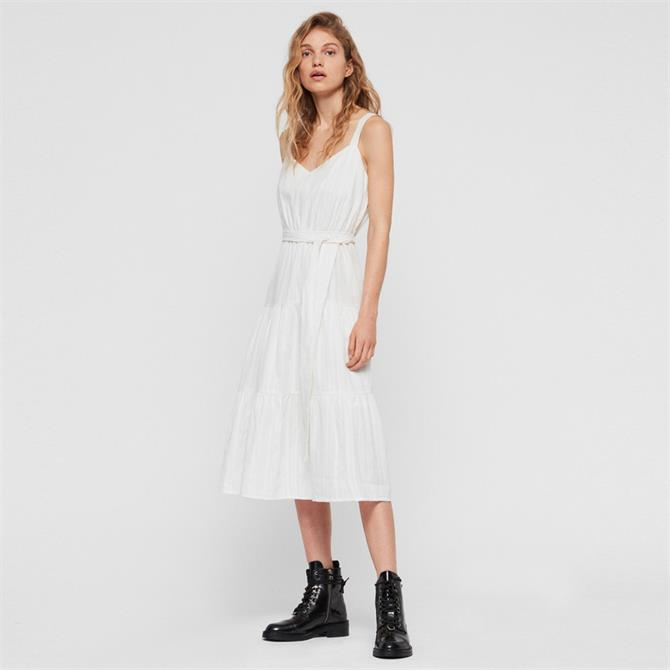 AllSaints Simone Adi Dress