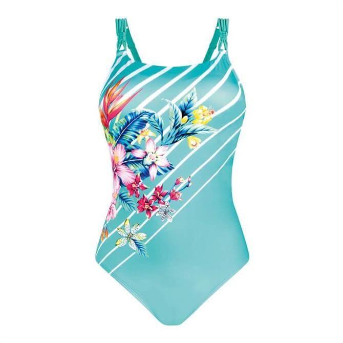 Amoena Honolulu One Piece Swimsuit