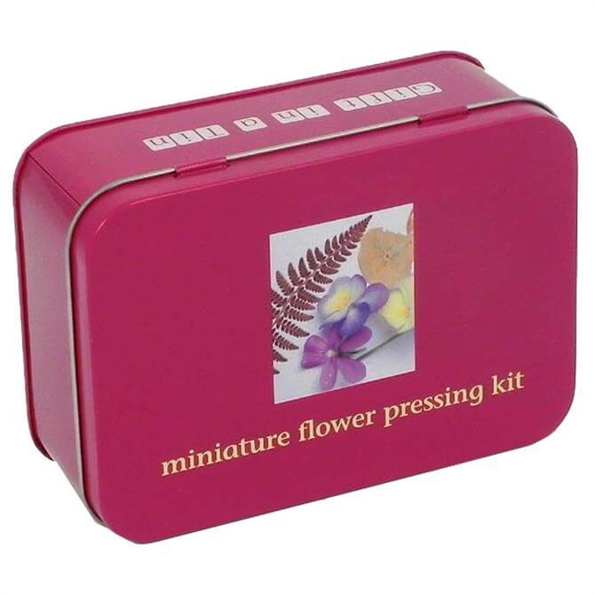 Apples to Pears Flower Pressing Kit