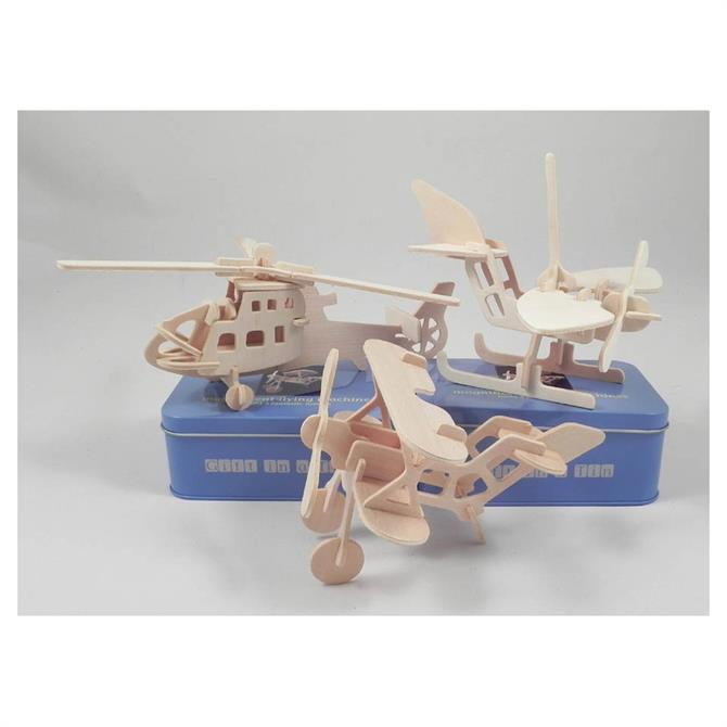 Apples to Pears Magnificent Flying Machines in a Tin