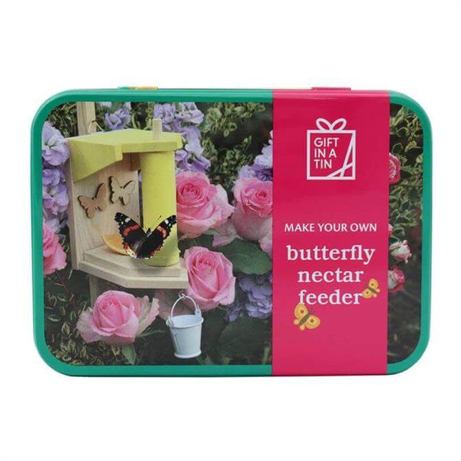 Apples to Pears Make Your Own Butterfly Nectar Feeder