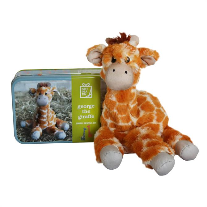 Apples to Pears George the Giraffe