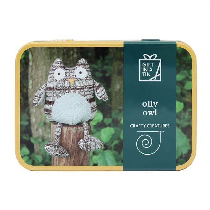 Apples to Pears Olly Owl