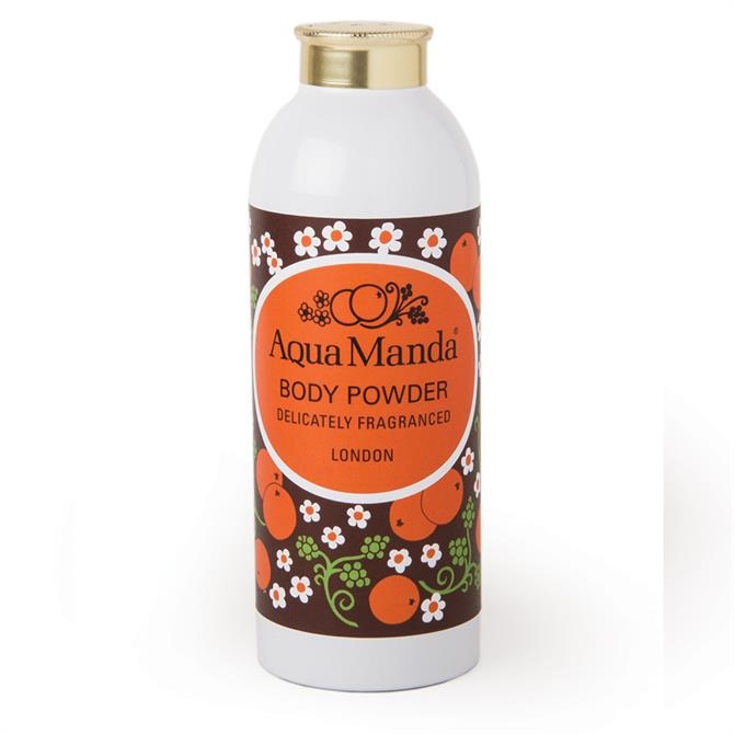 Aqua Manda Body Powder 100g