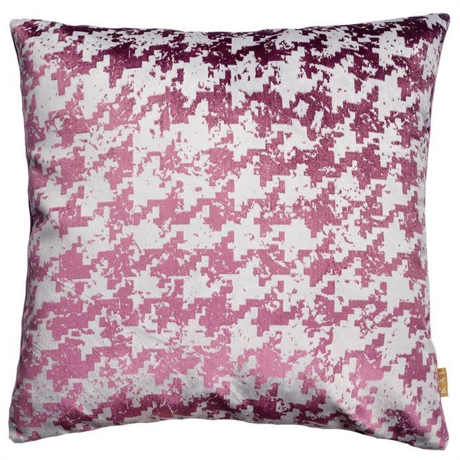 Kai Nevado Velvet Jacquard Cushion