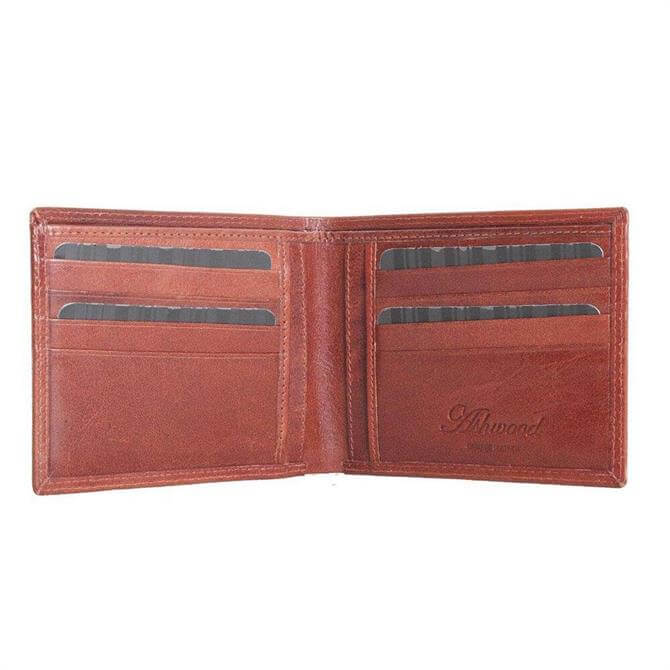 Ashwood Leather Chelsea 1211VT Credit Card Holder