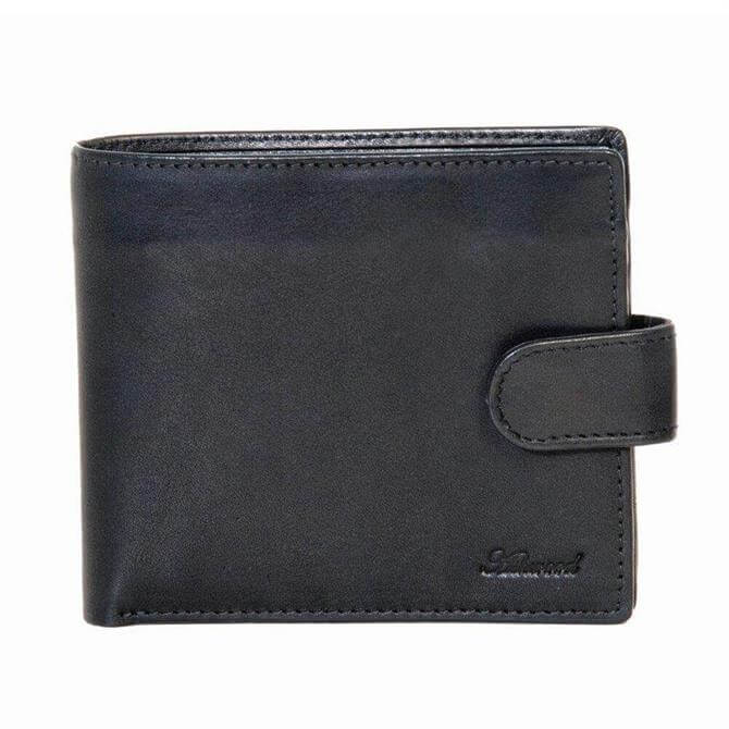 Ashwood Leather Classic Leather Fold Wallet