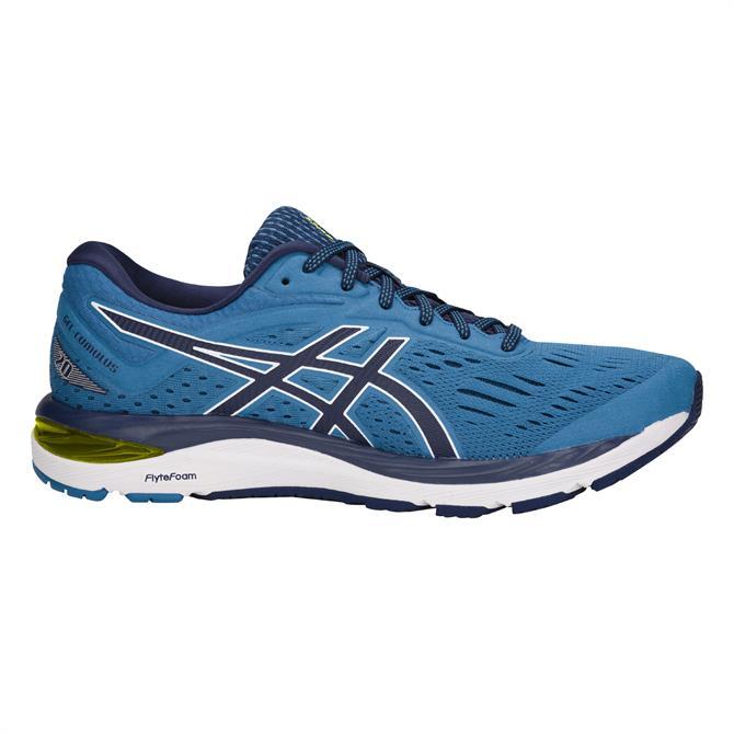 Asics Men's GEL-Cumulus 20 Running Shoe- Race Blue