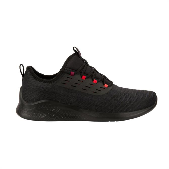 Asics Men's Fuzetora Twist Shoe- Black/Cordovan
