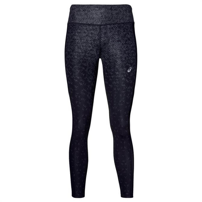 Asics Women's Cropped Printed Tight - Hex Fade