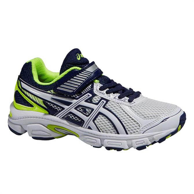 Asics Kids Ikaia 5 PS - White Navy