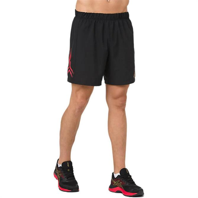 Asics Men's Icon Running Short - Performance Black